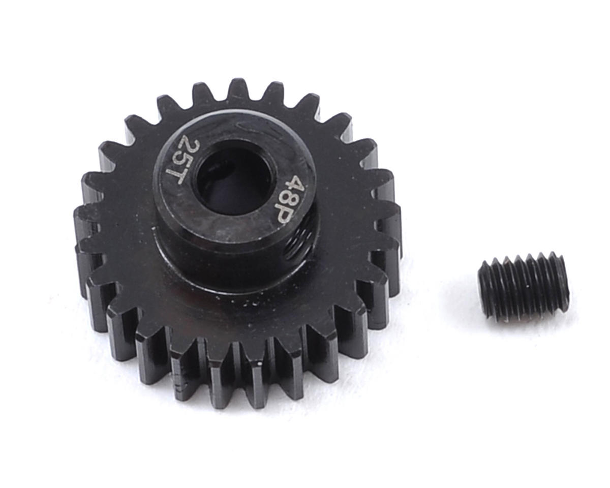 Radient 48P Steel Pinion Gear (3.17mm Bore) (25T)