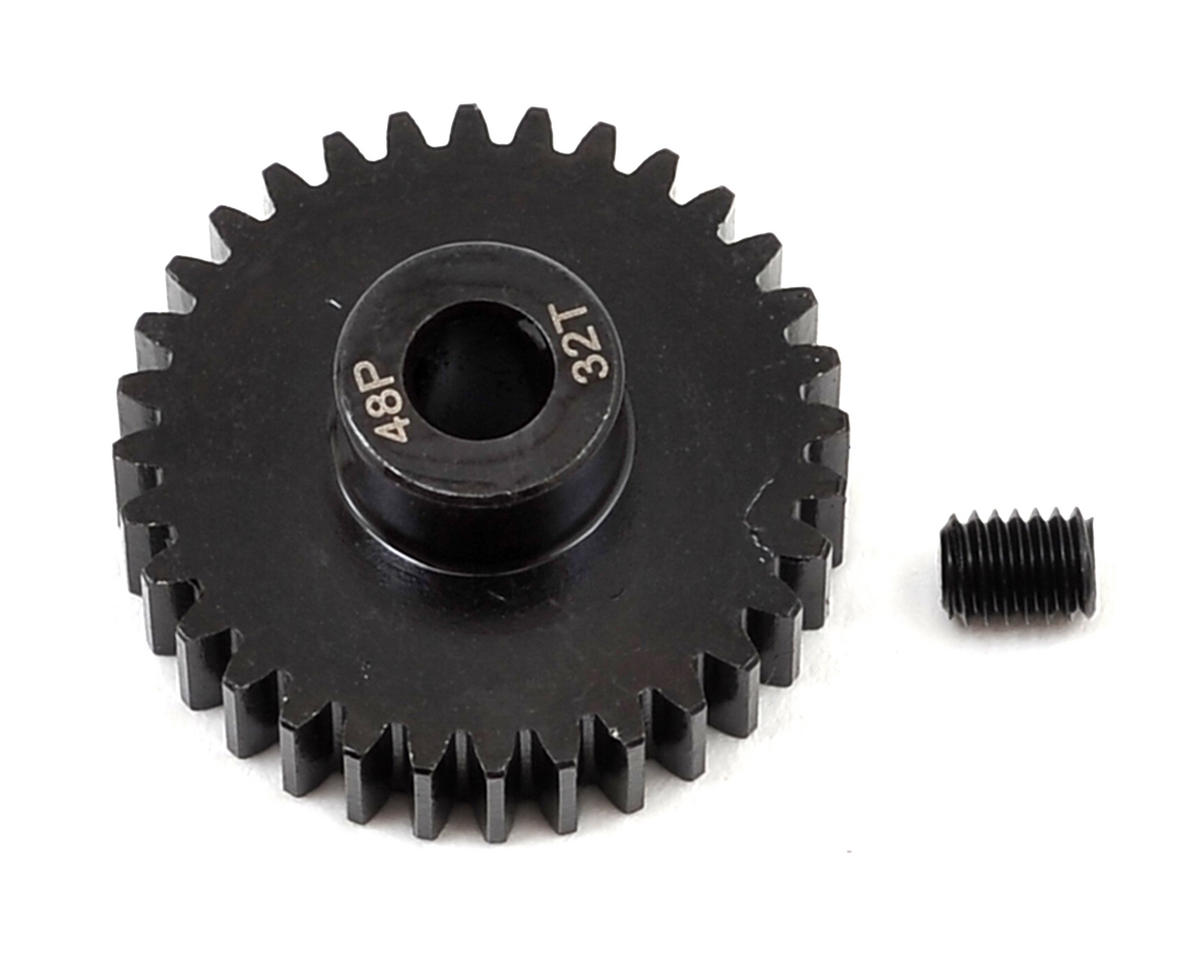 48P Steel Pinion Gear (3.17mm Bore) (32T) by Radient