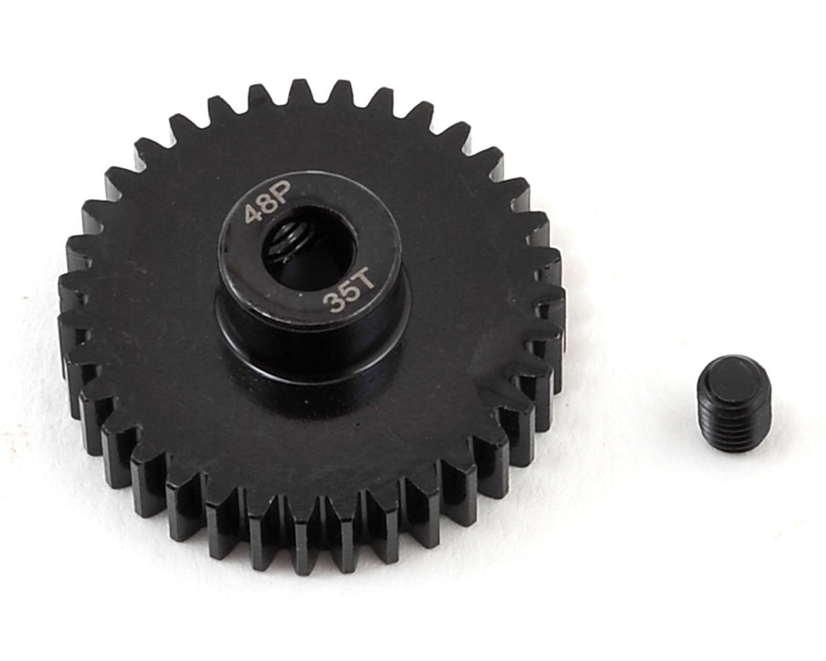 Radient 48P Steel Pinion Gear (3.17mm Bore) (35T)