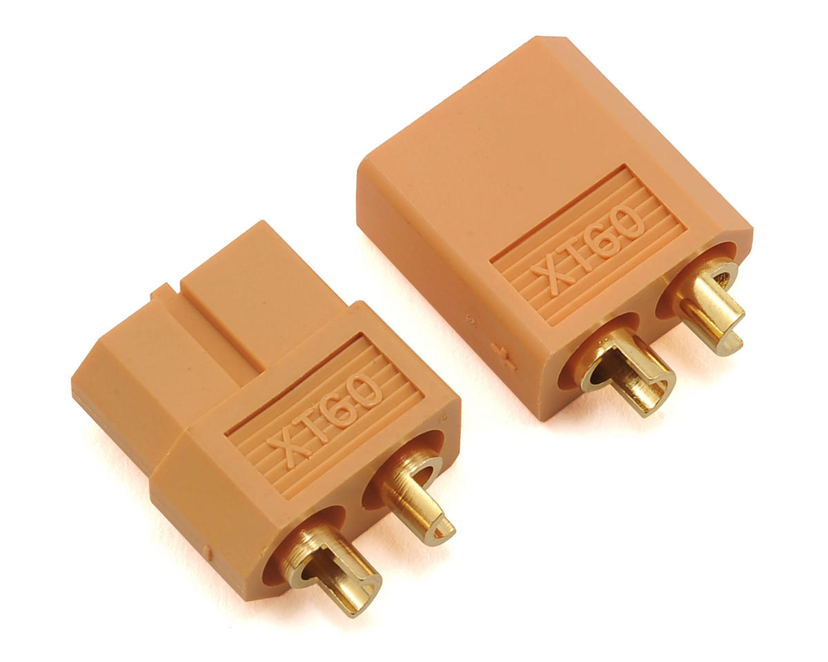 XT-60 Battery Connector Set by Radient