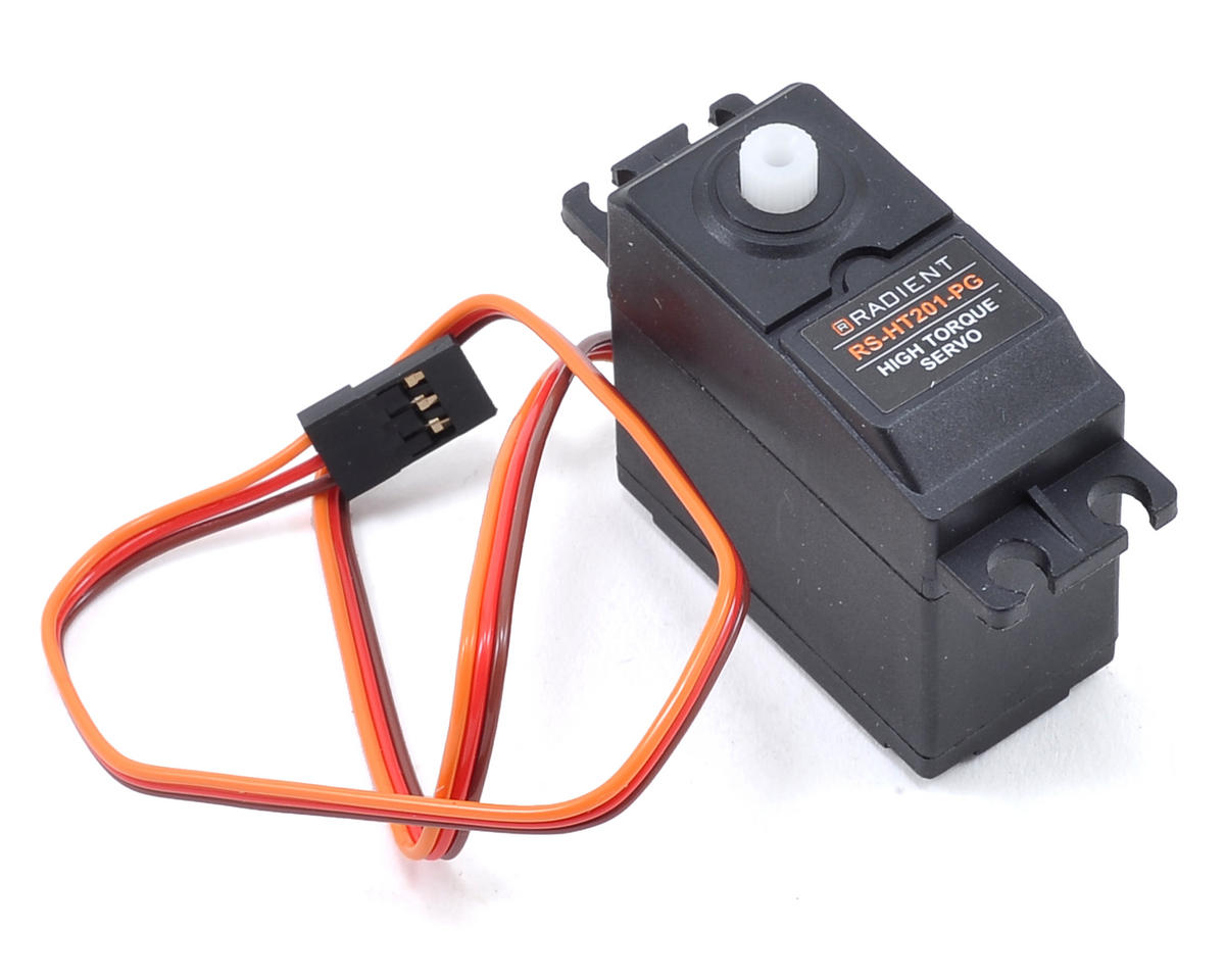 RS-HT201-PG High Torque Servo (High Voltage) by Radient