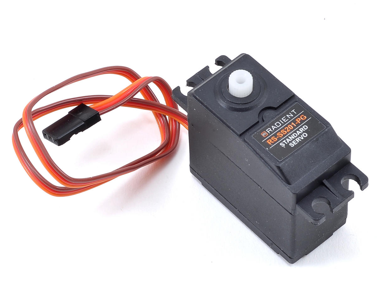 RS-SS201-PG Standard Servo (High Voltage)
