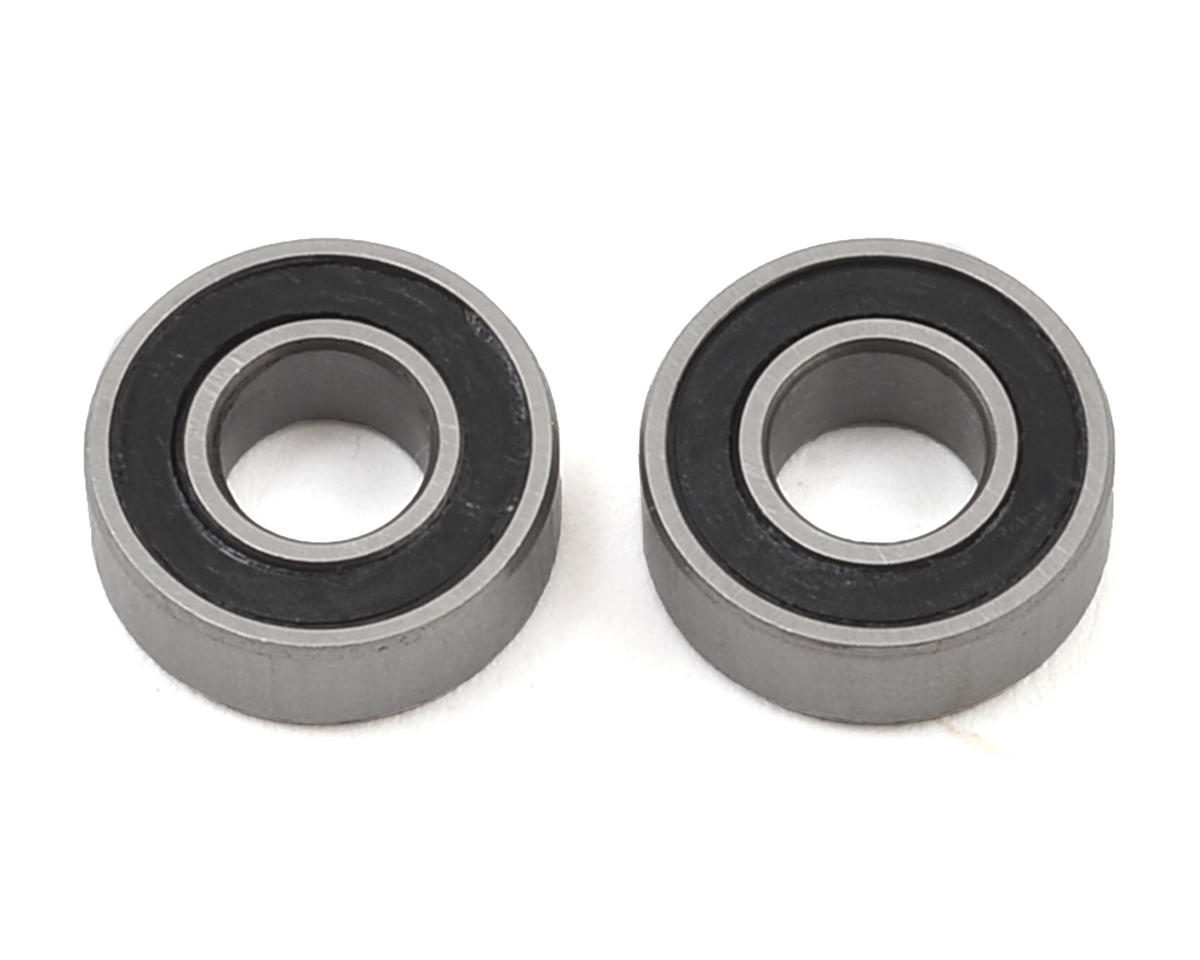 Radient 5x11x4mm Rubber Sealed Bearings (2)