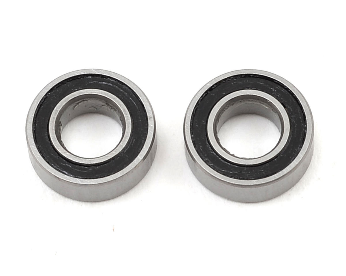 6x12x4mm Rubber Sealed Bearings (2) by Radient