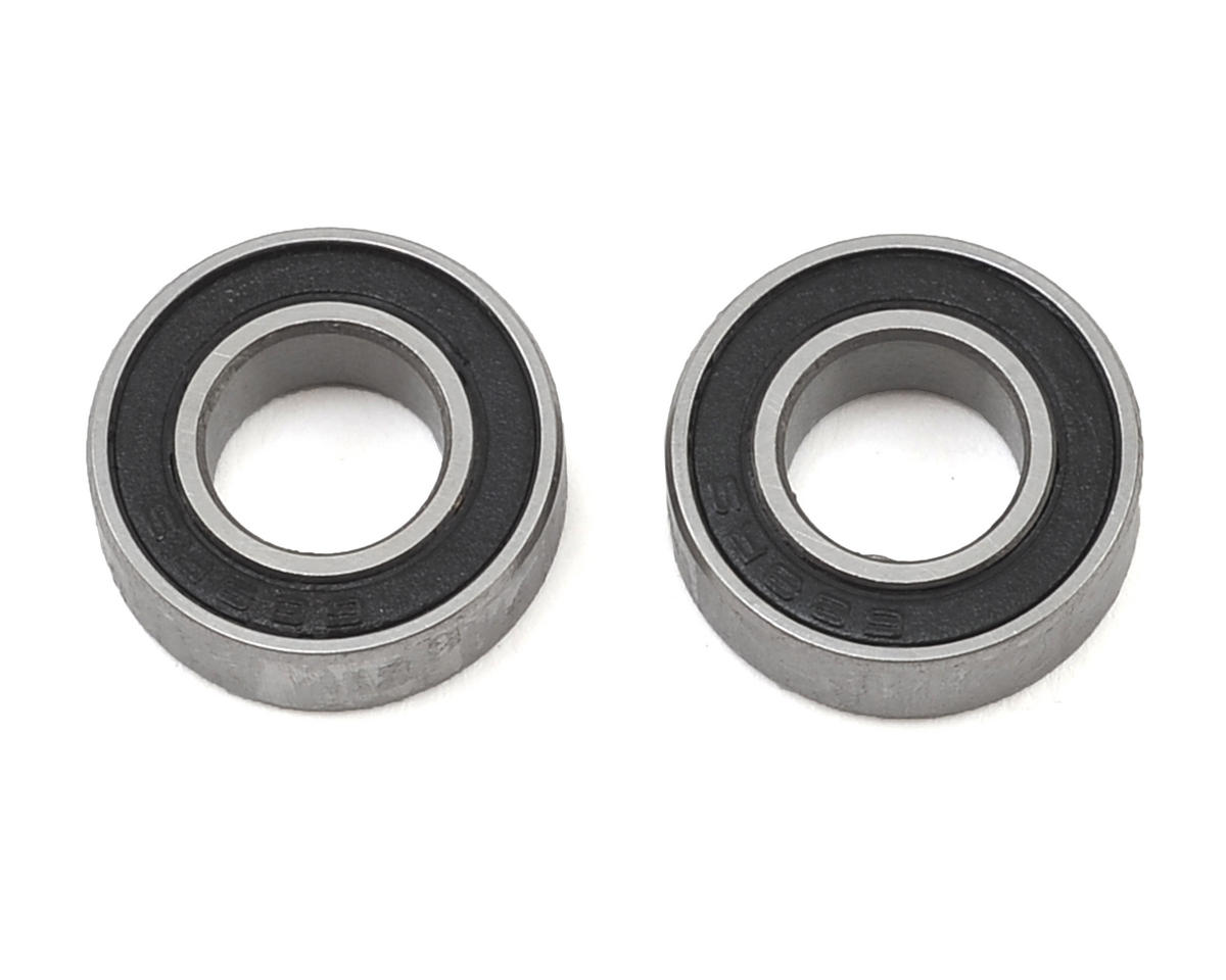 Radient 8x16x5mm Rubber Sealed Bearings (2)