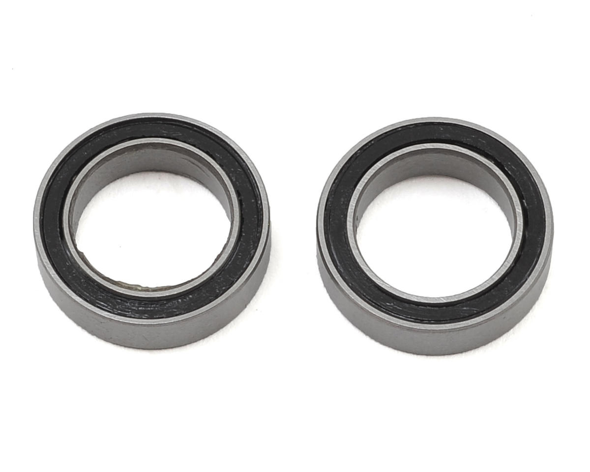 Radient 10x15x4mm Rubber Sealed Bearings (2)