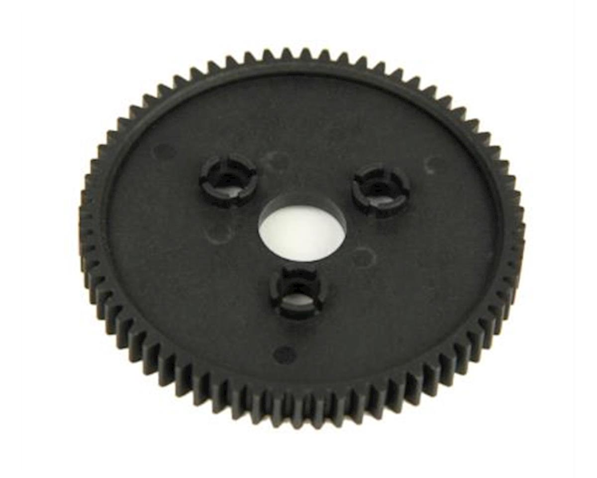 Spur Gear 68T 0.8P Emx by Radient