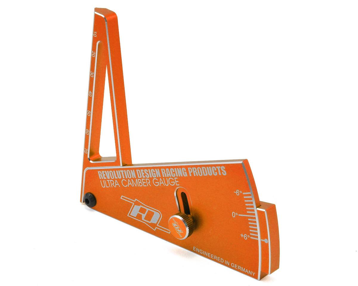 Revolution Design Ultra Camber Gauge R2 (Orange)
