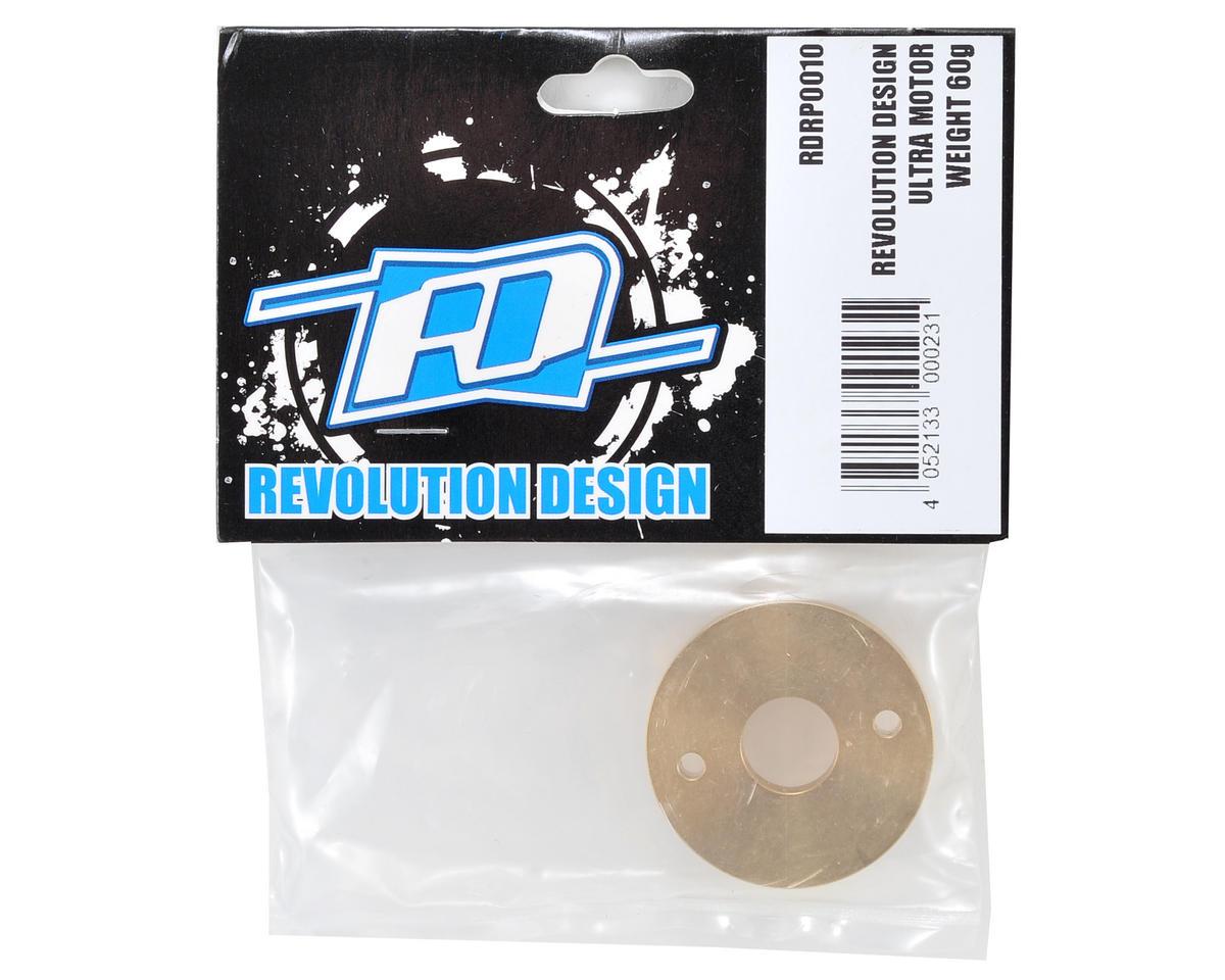 Ultra Motor Weight (60g) by Revolution Design