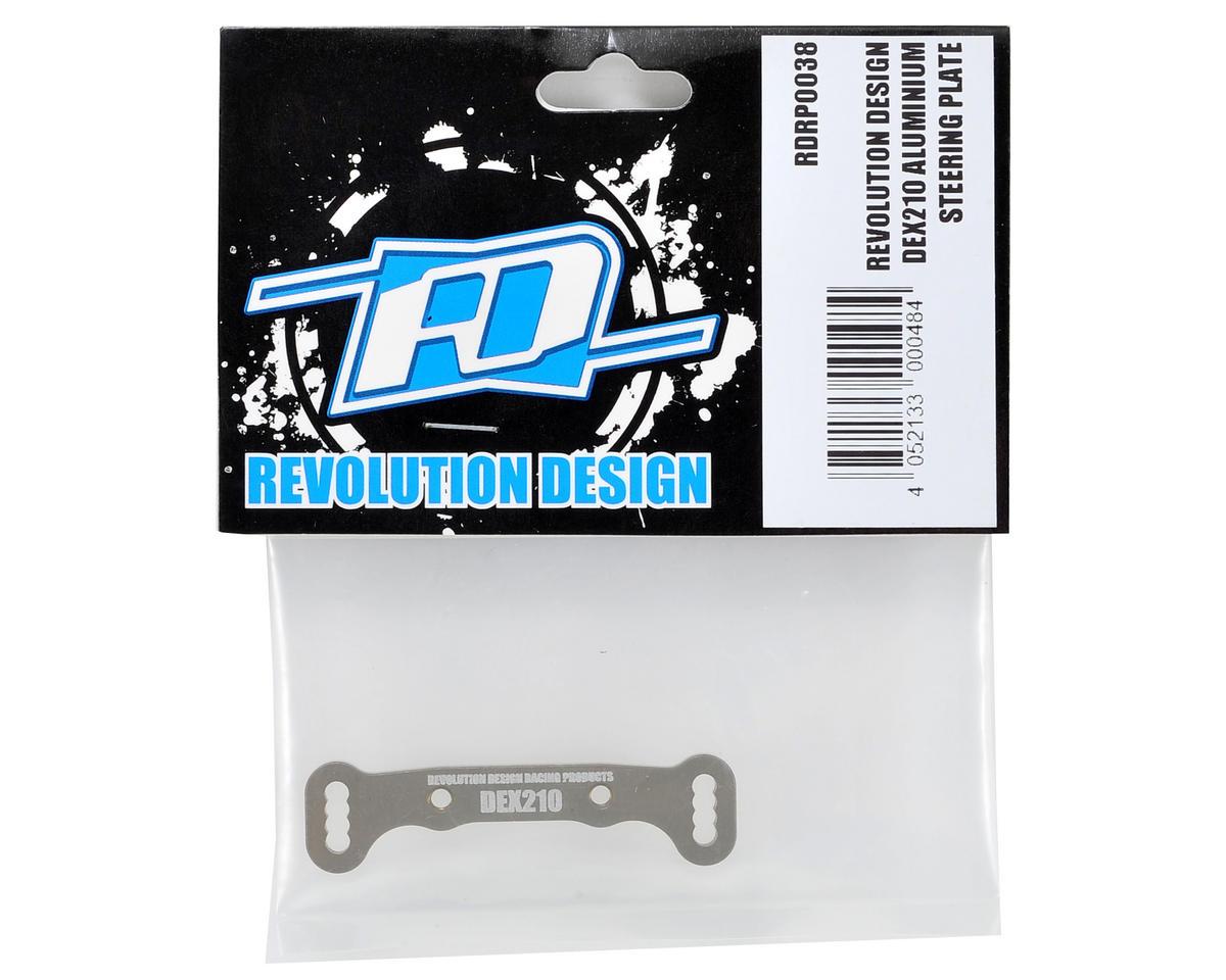 Revolution Design Aluminum Steering Plate