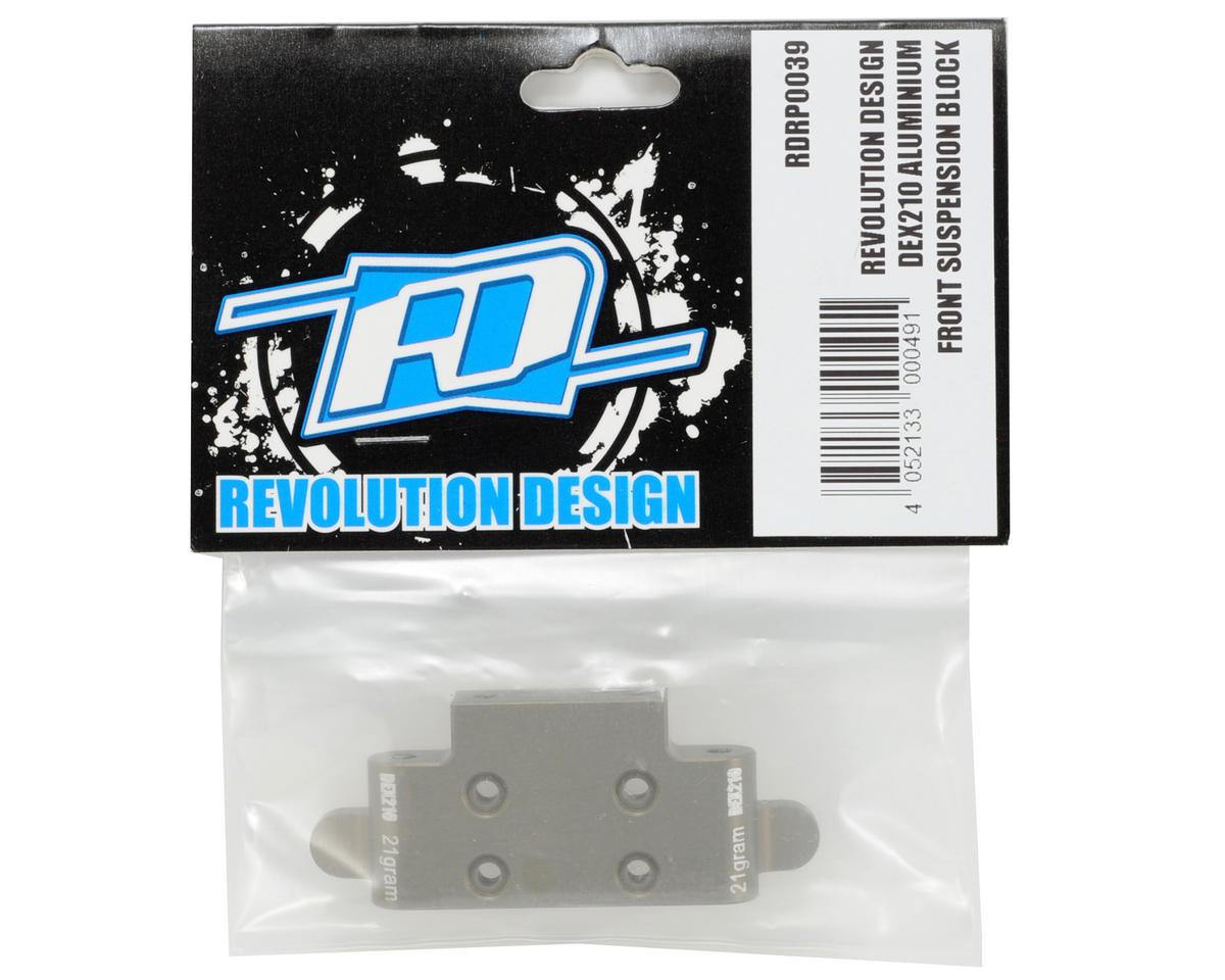 Revolution Design Aluminum Front Suspension Block
