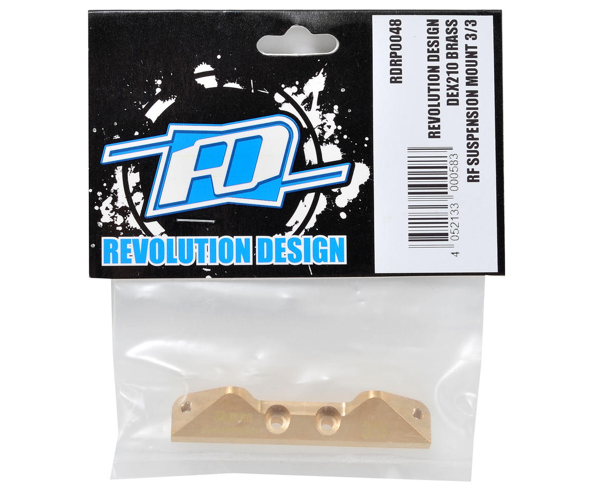Revolution Design Brass RF Suspension Mount (3/3)