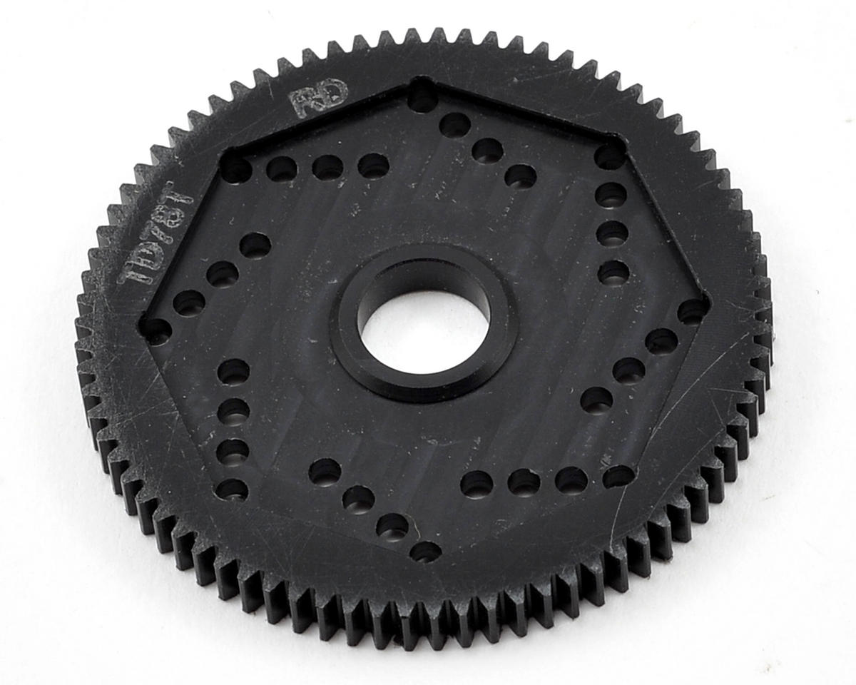 Revolution Design 48P Precision Spur Gear