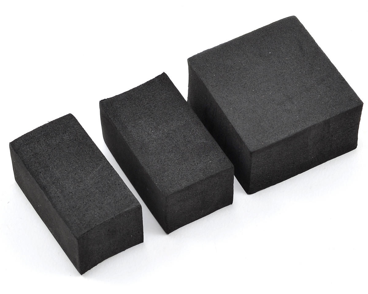 Revolution Design Shorty Foam Battery Block Set (Team Durango DEST210R)
