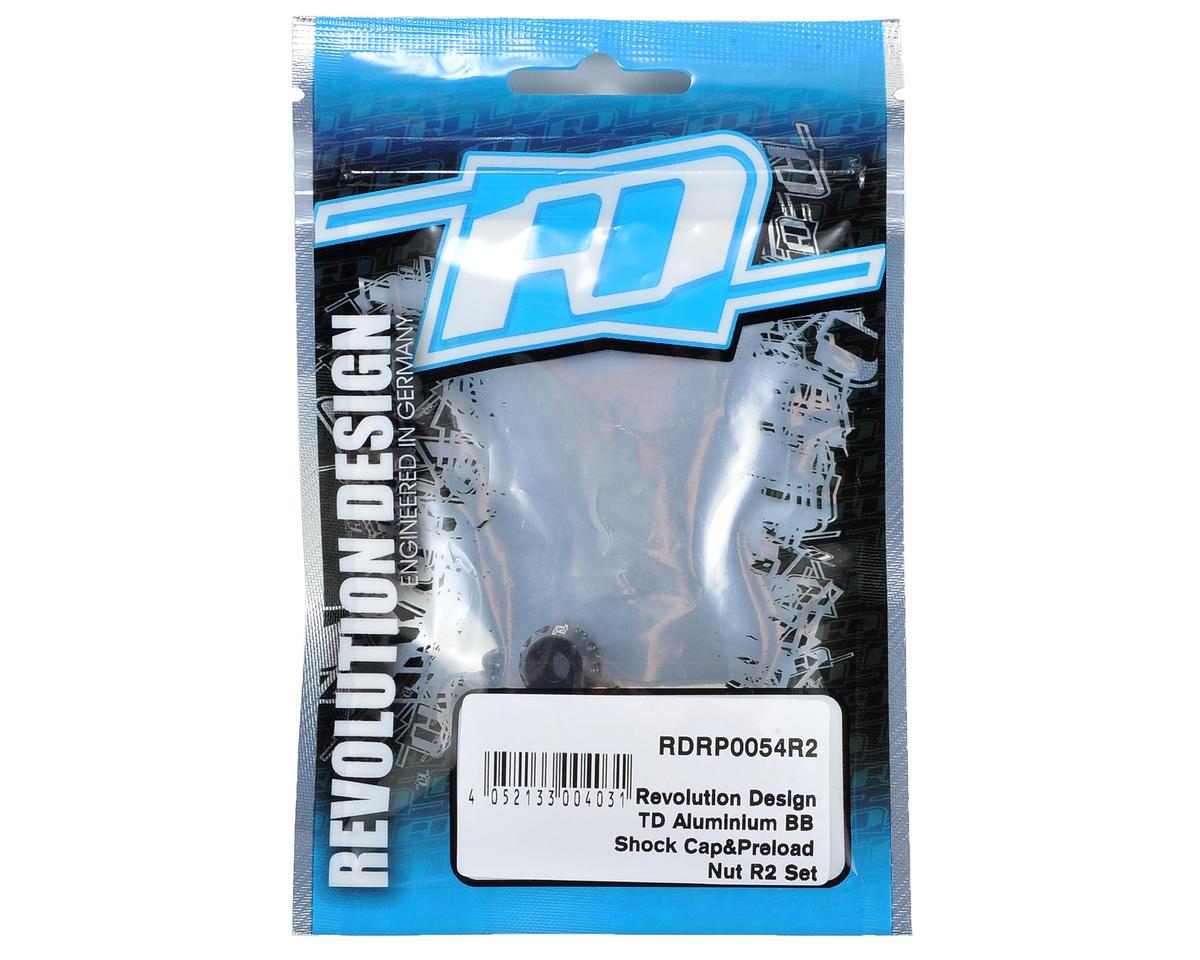 Revolution Design Durango R2 Big Bore Shock Cap & Pre-Load Nut