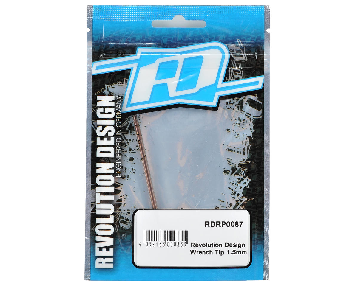 Revolution Design Wrench Tip (1.5mm)