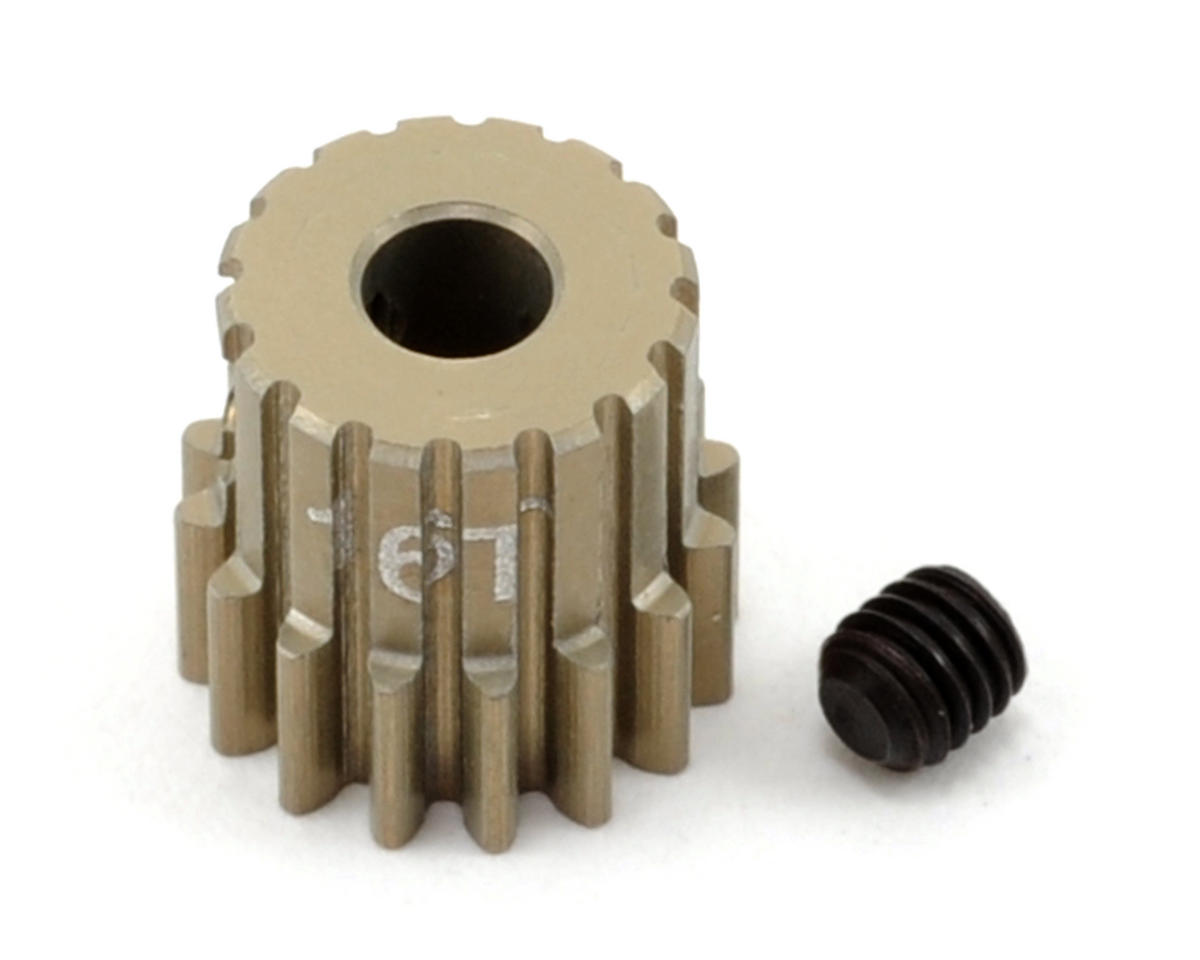 Revolution Design 48P Aluminum Hard Coated Ultra Pinion Gear (3.17mm Bore) (16T)