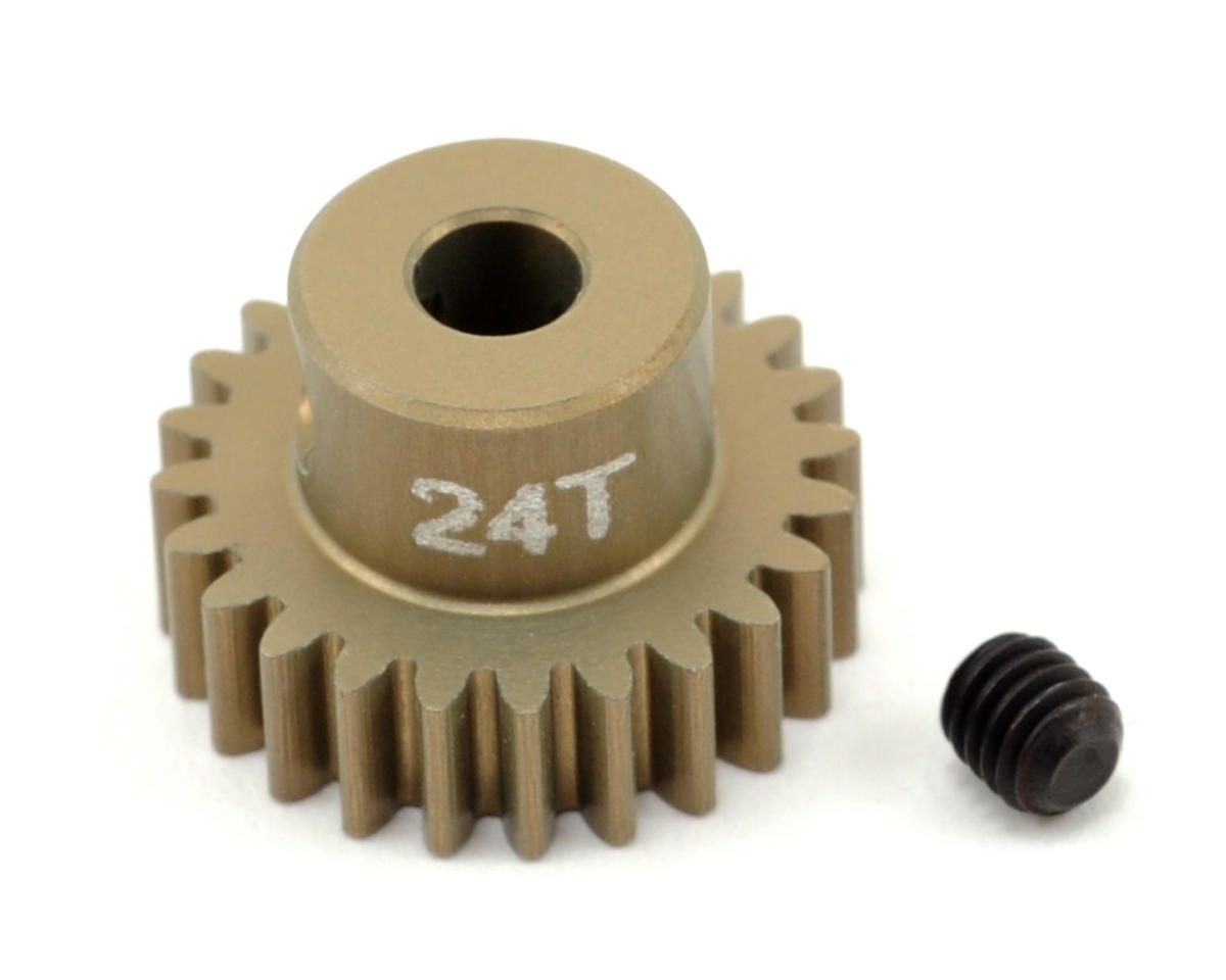 Revolution Design 48P Aluminum Hard Coated Ultra Pinion Gear (24T)