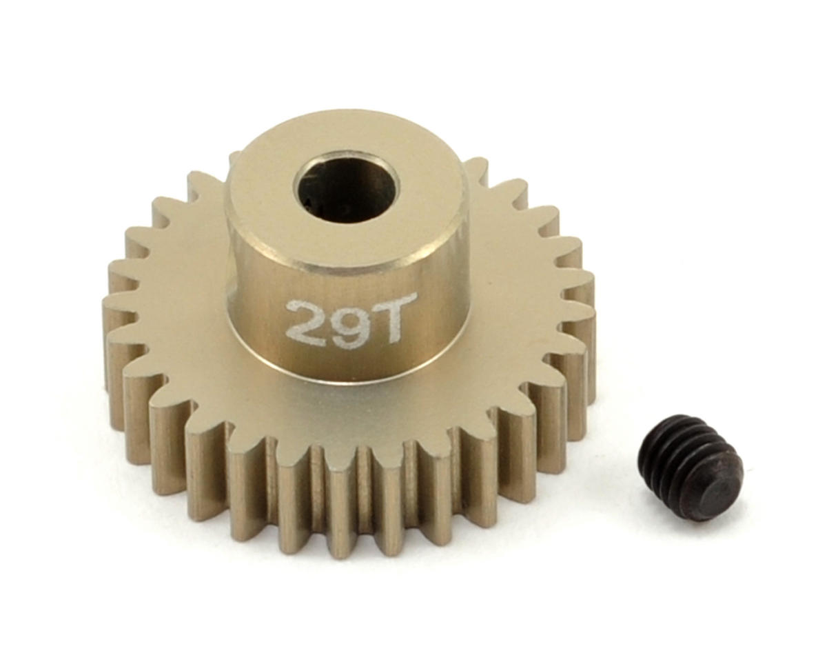 Revolution Design 48P Aluminum Hard Coated Ultra Pinion Gear (3.17mm Bore) (29T)