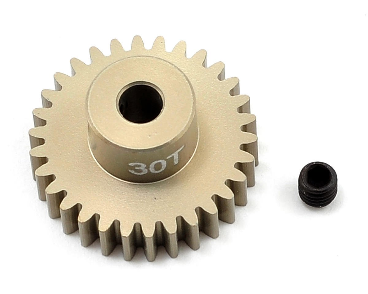 Revolution Design 48P Aluminum Hard Coated Ultra Pinion Gear (3.17mm Bore) (30T)