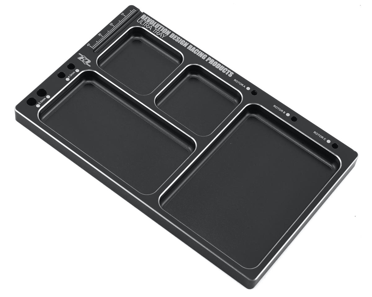 Ultra Parts Tray (Black) by Revolution Design