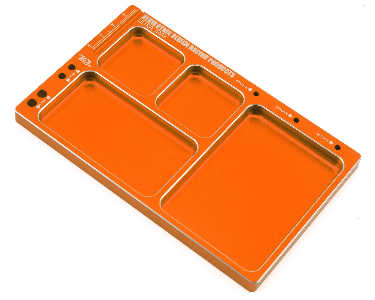Ultra Parts Tray (Orange)