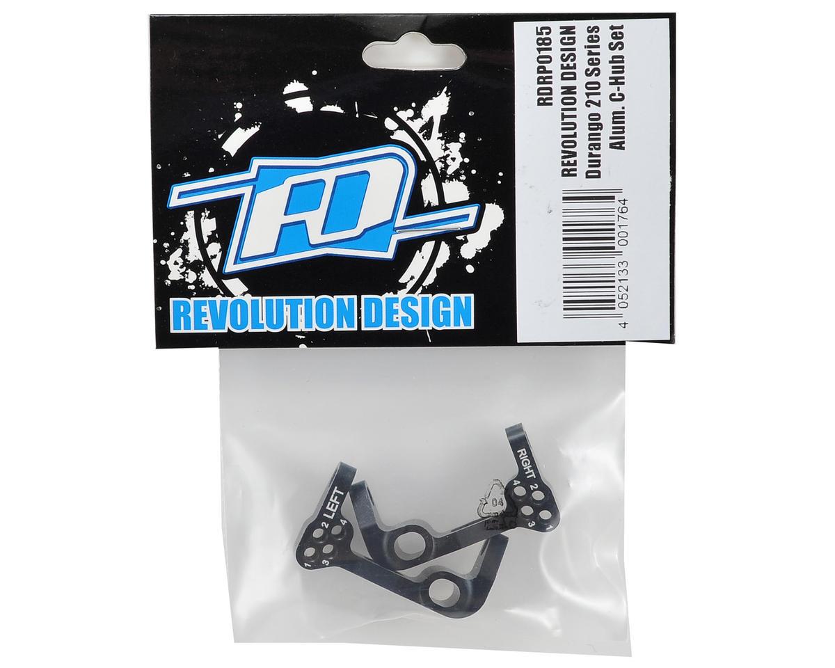 Revolution Design Aluminum C-Hub Set