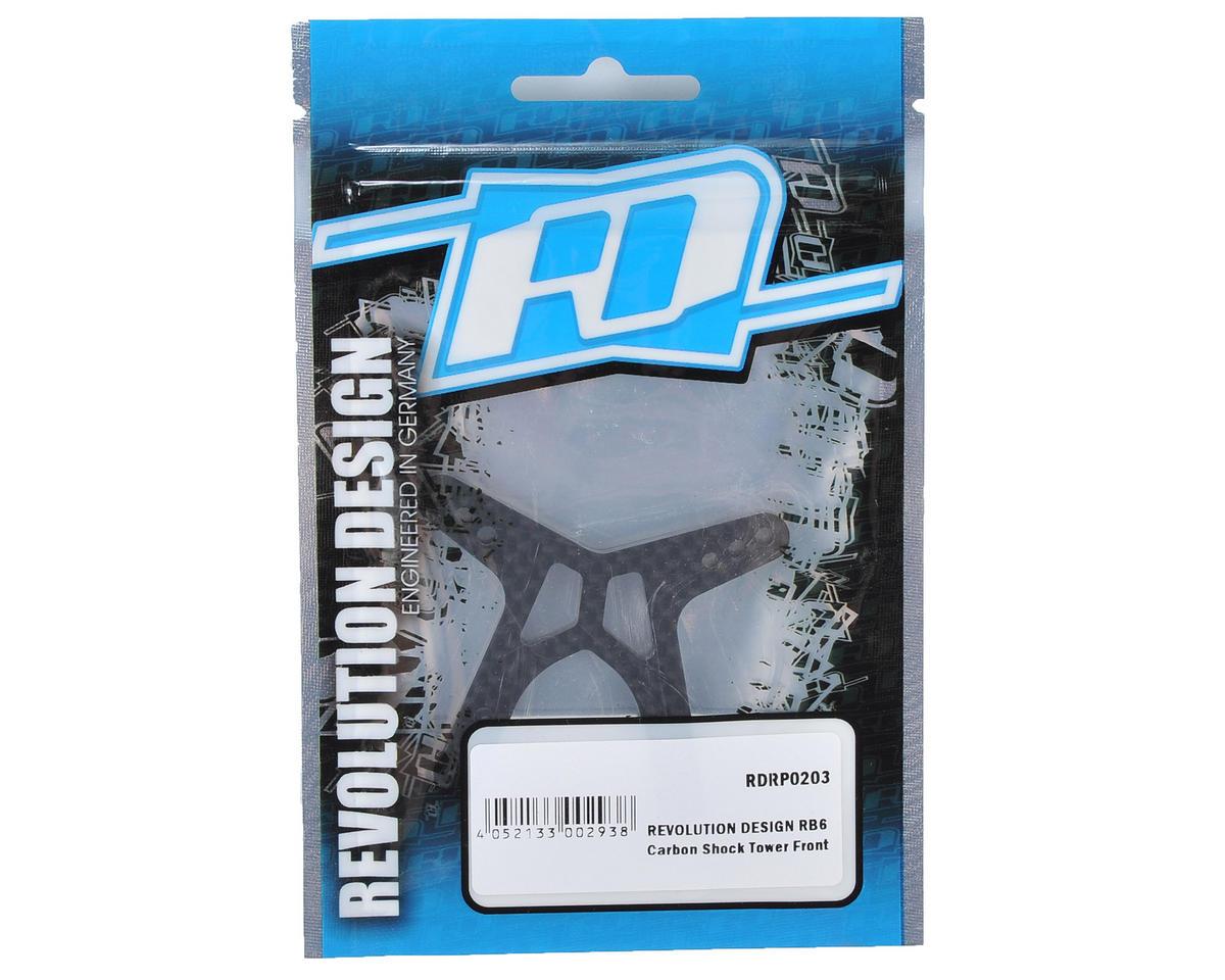 Revolution Design RB6 Front Shock Tower