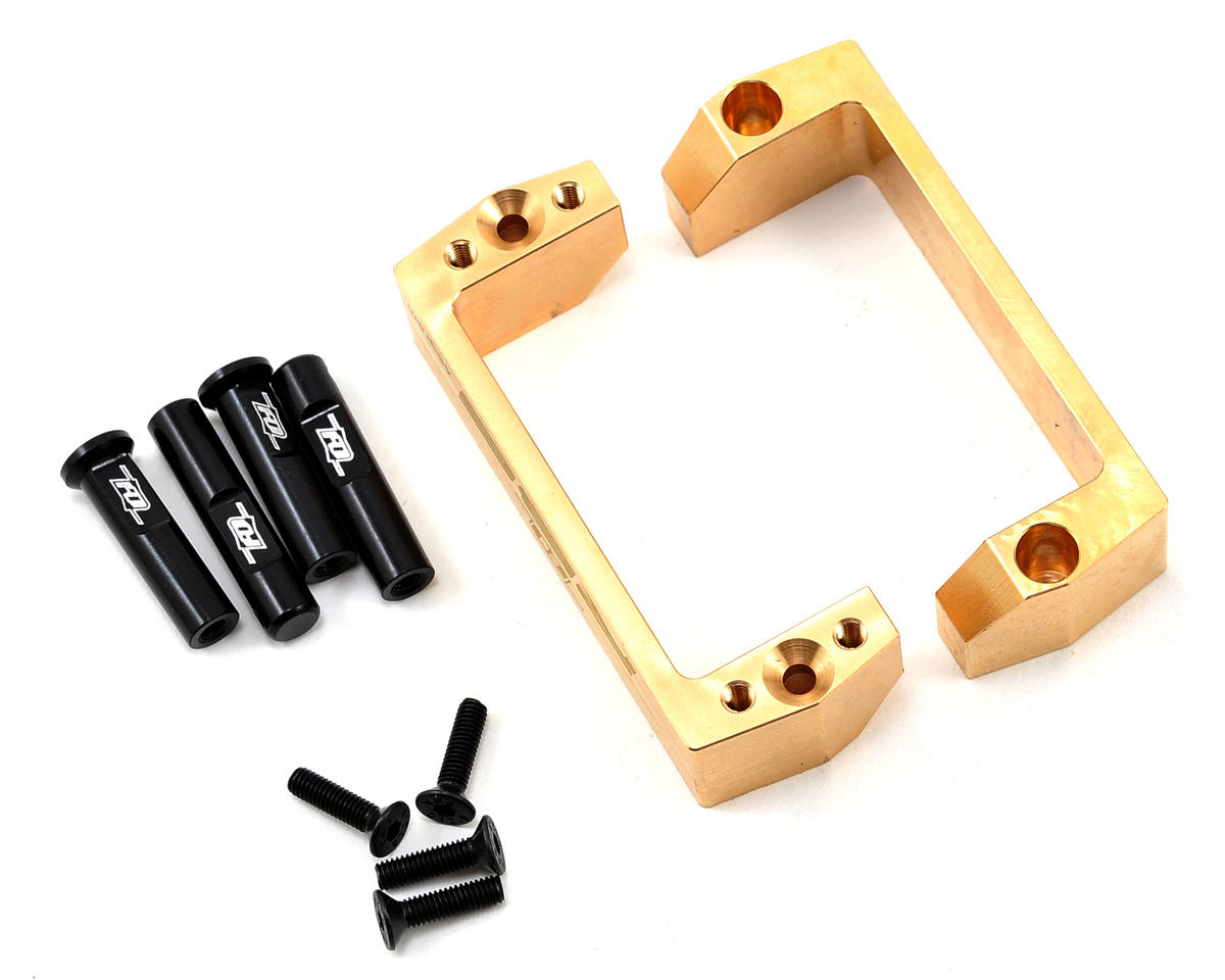 Revolution Design RB6 Brass Battery Positioner Set (45g)
