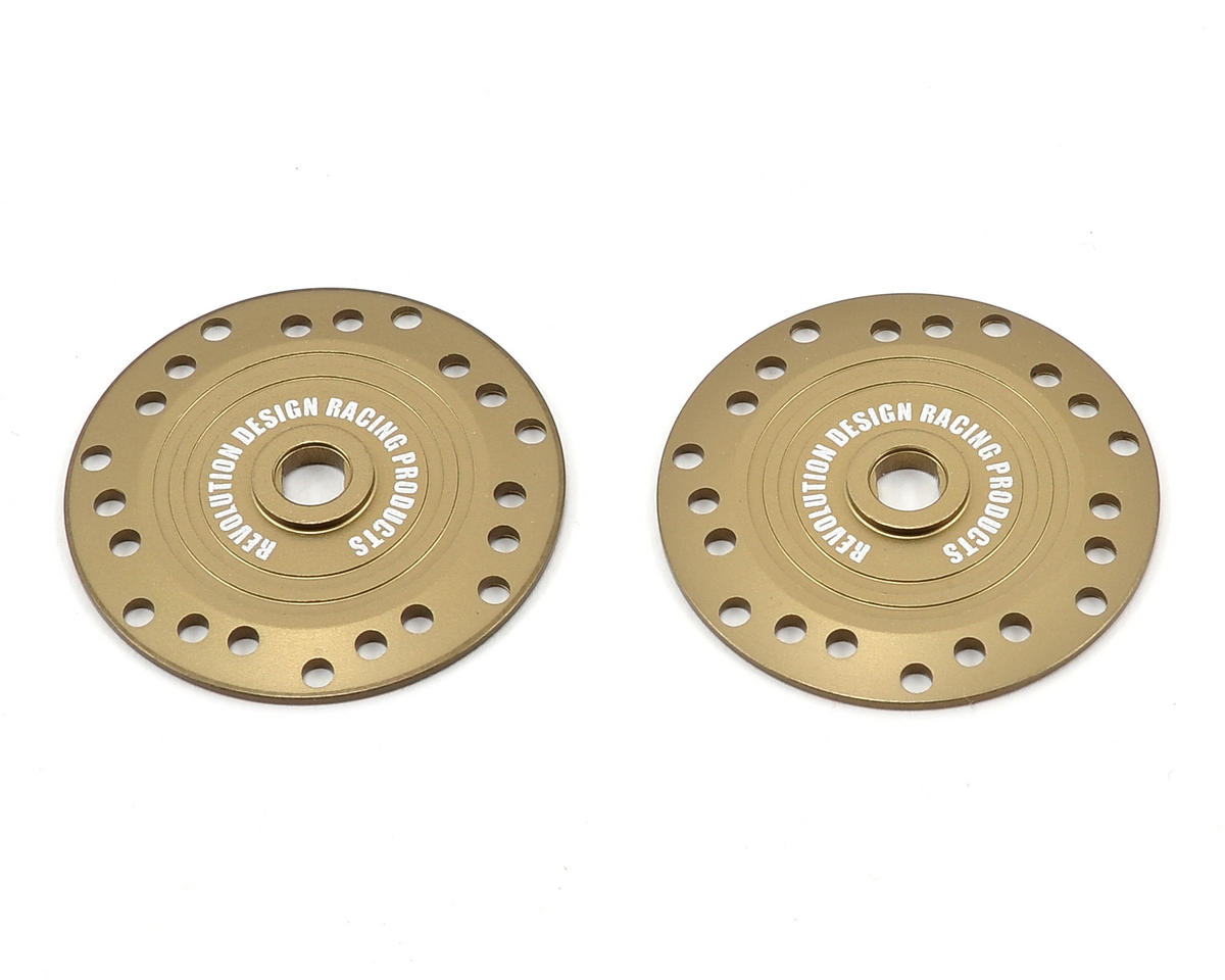 RB6 Vented Slipper Plate Set by Revolution Design