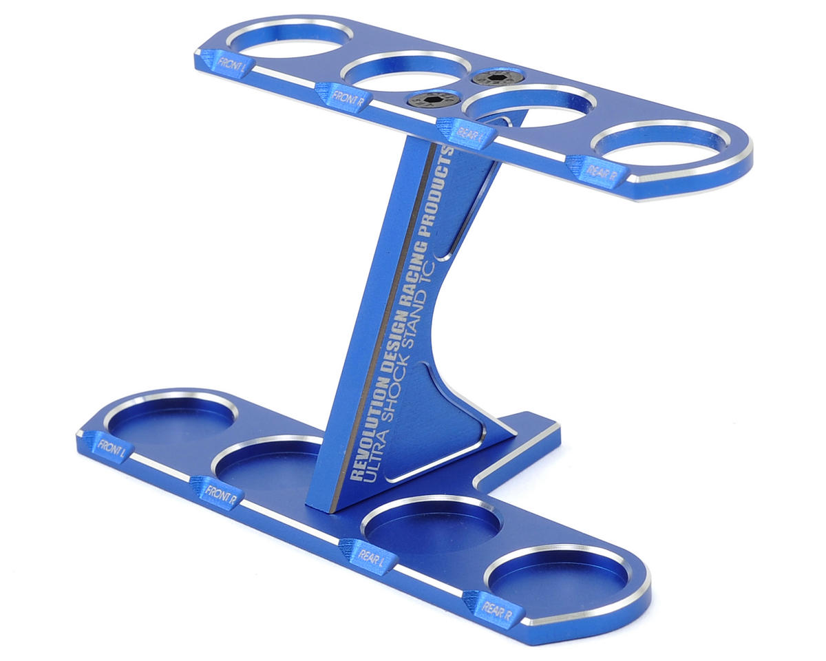 Ultra Shock Stand TC (Blue) by Revolution Design