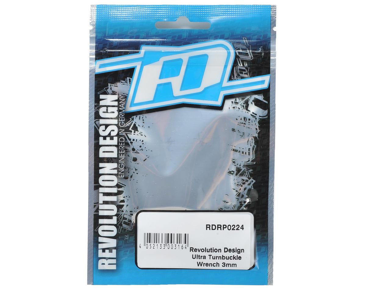 Revolution Design Ultra Turnbuckle Wrench (3mm)