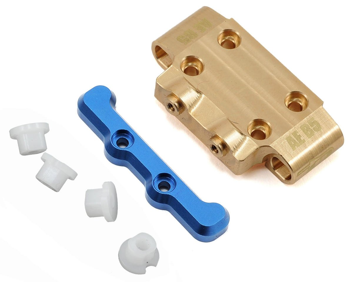 B5/B5M Brass Multi-Option Front Bulkhead Set by Revolution Design