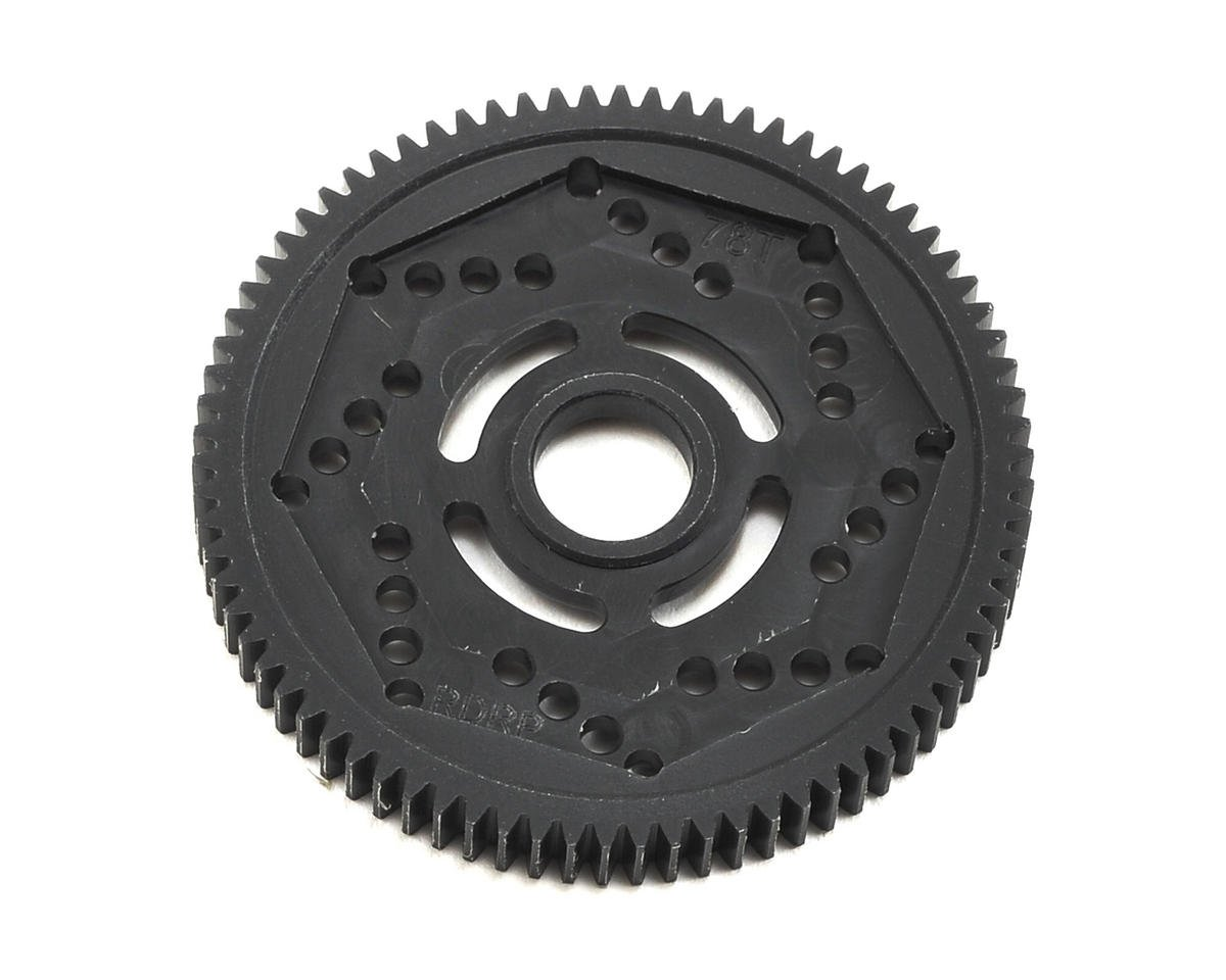 Revolution Design Precision TD R2 48P Spur Gear (78T)