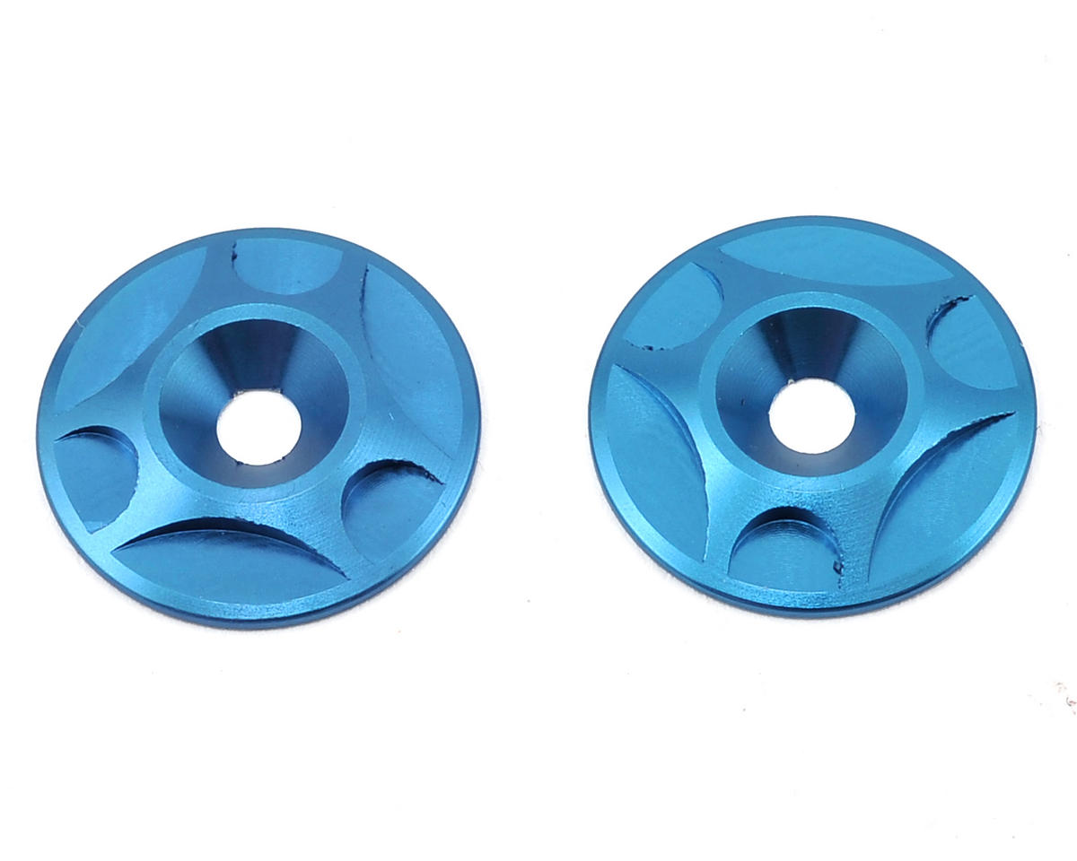 Revolution Design Buggy Wing Button (Light Blue)