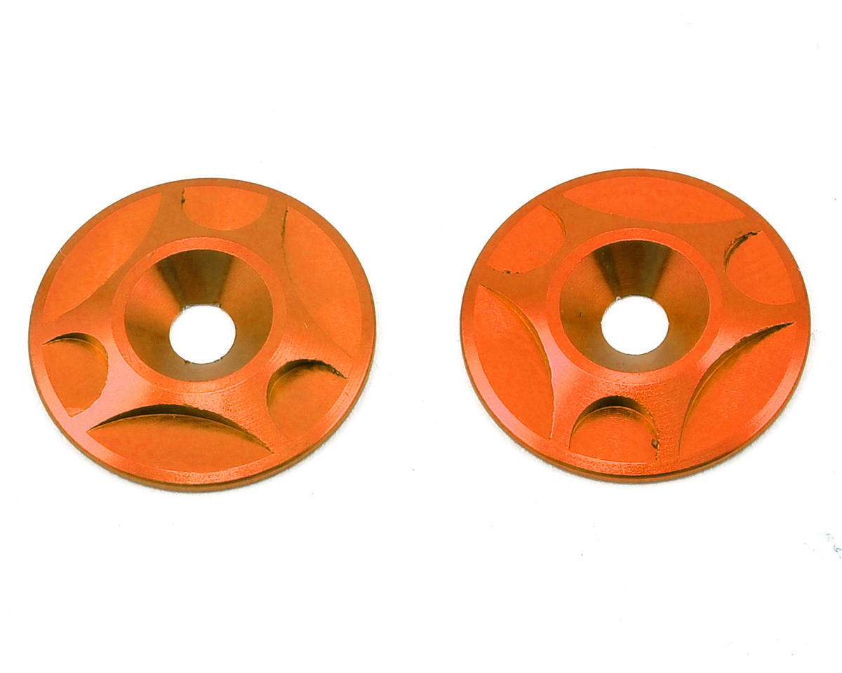 Revolution Design Buggy Wing Button (Orange)
