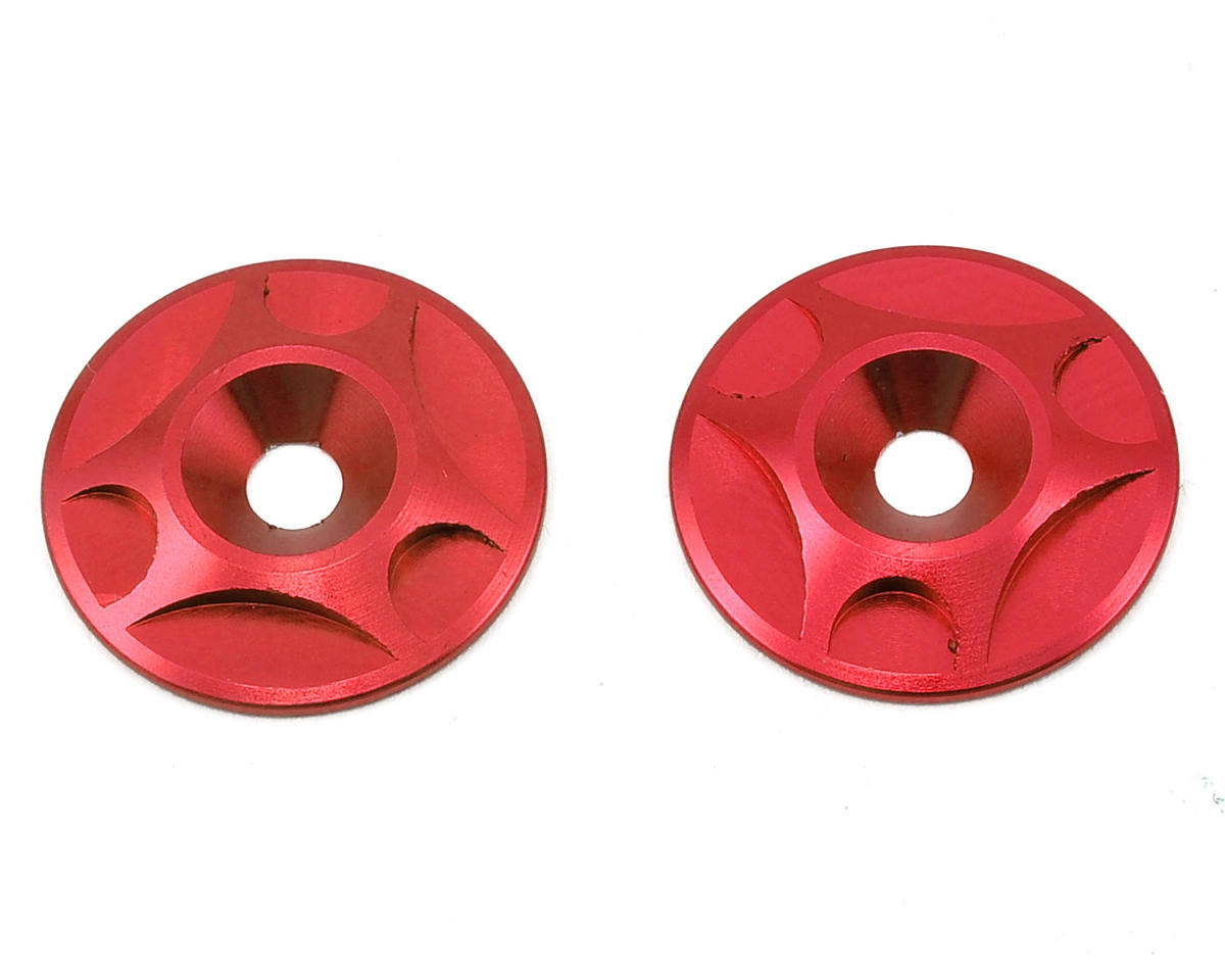 Revolution Design Buggy Wing Button (Red)