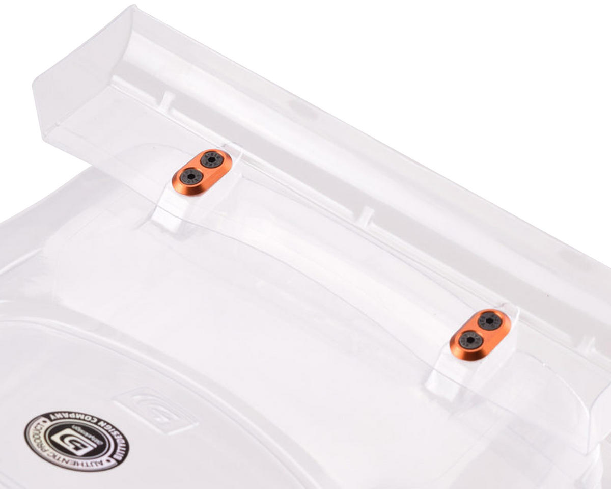 Revolution Design Wing Plate TC Set (Orange)