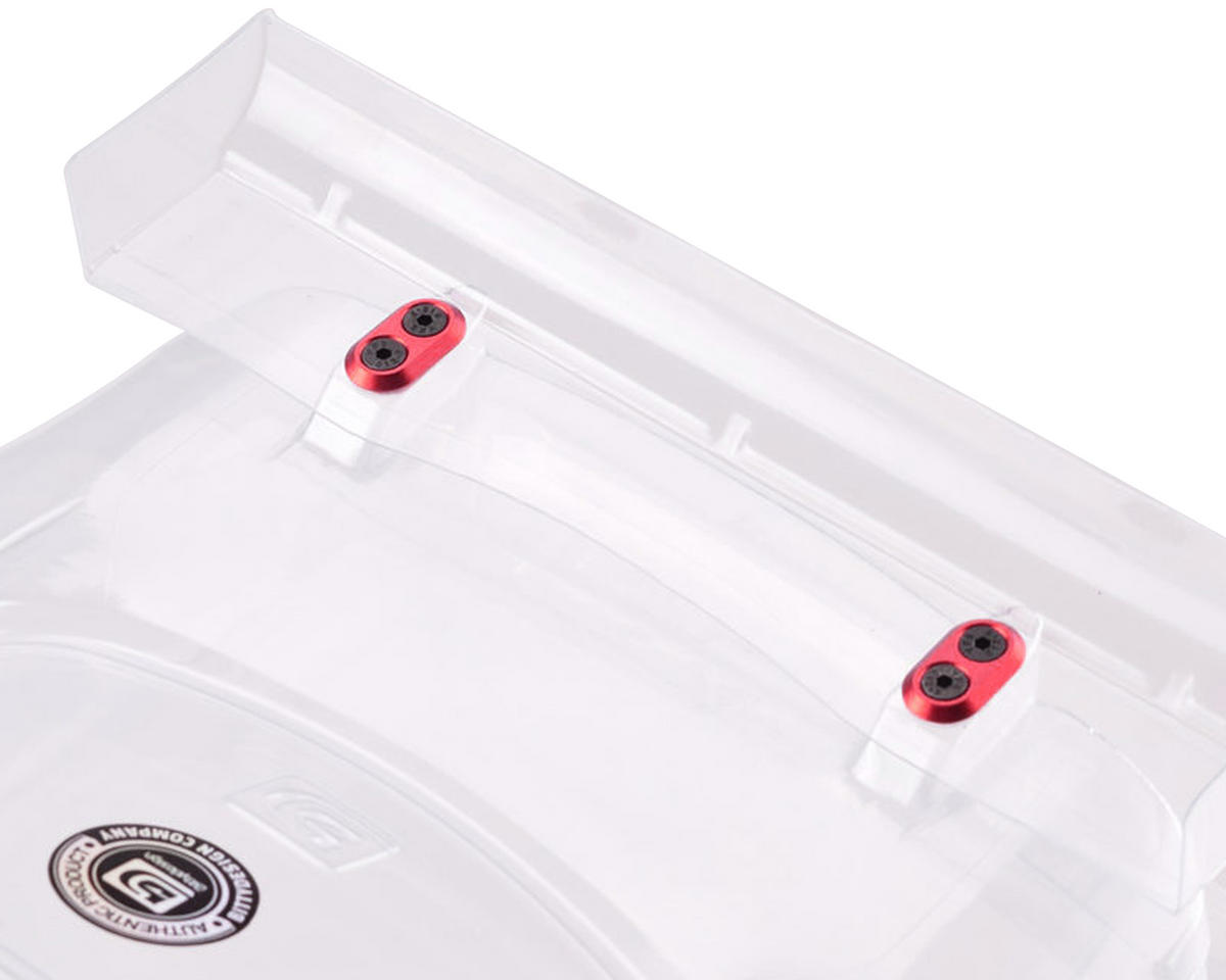 Wing Plate TC Set (Red) by Revolution Design