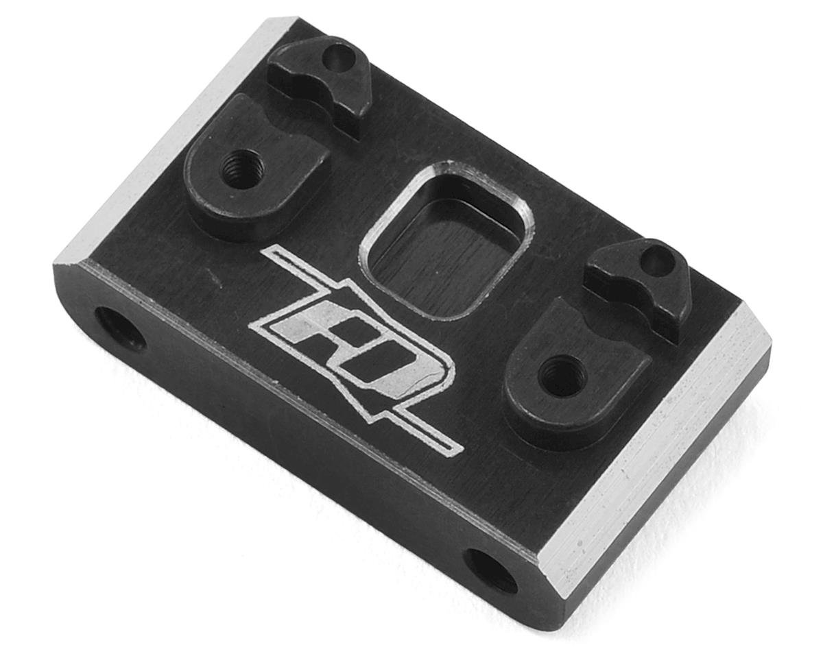 B6 Aluminum Rear Gearbox Brace (Black) by Revolution Design