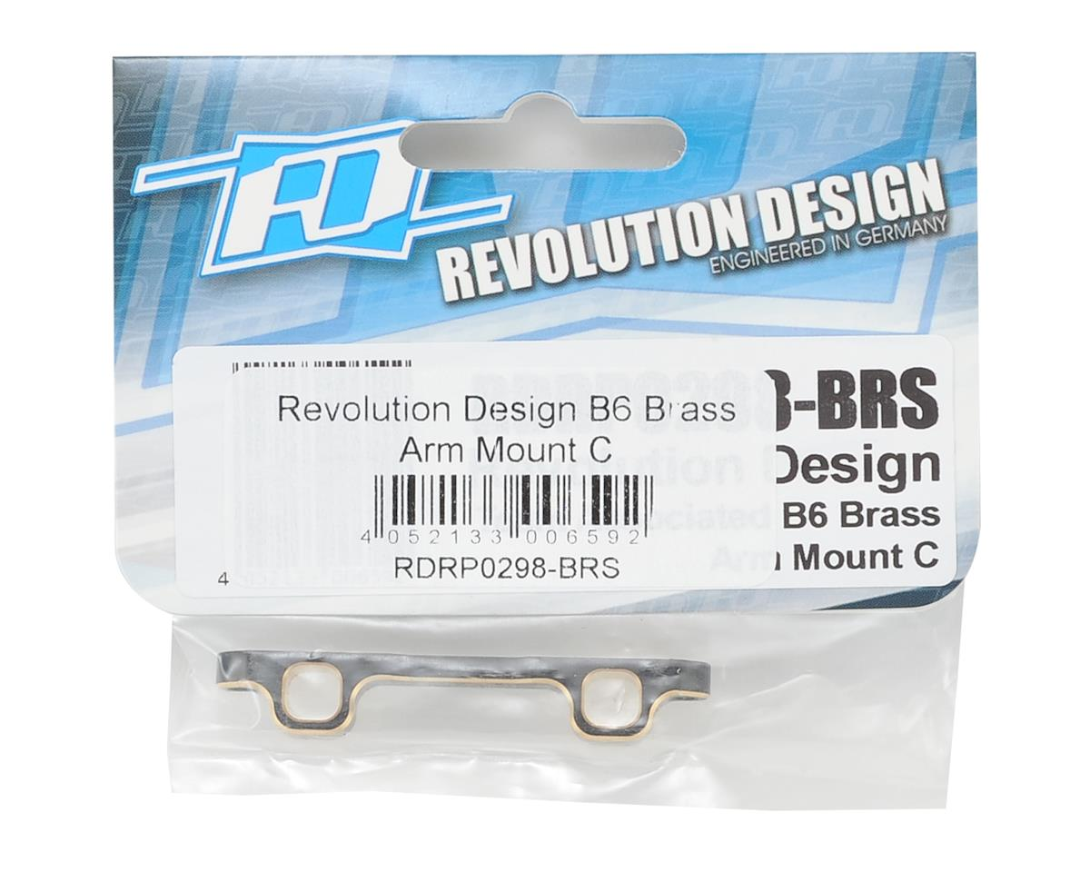 Revolution Design B6 Brass Arm Mount C