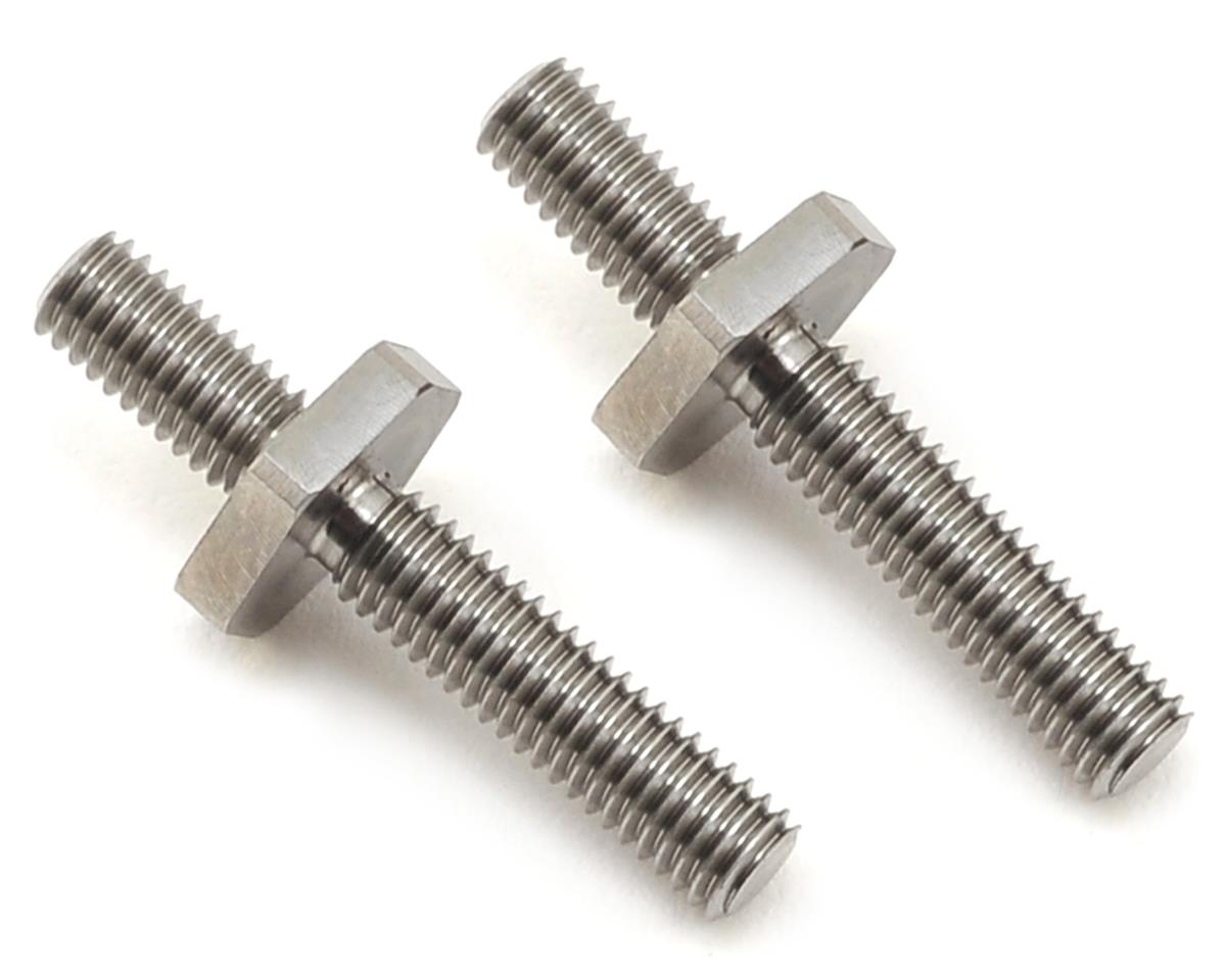 Revolution Design B6 Titanium Battery Tray Shoulder Screws