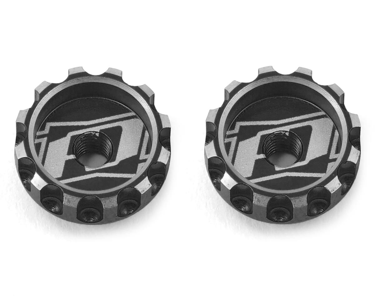 Revolution Design XB2 Battery Thumb Nut (Black) (2)
