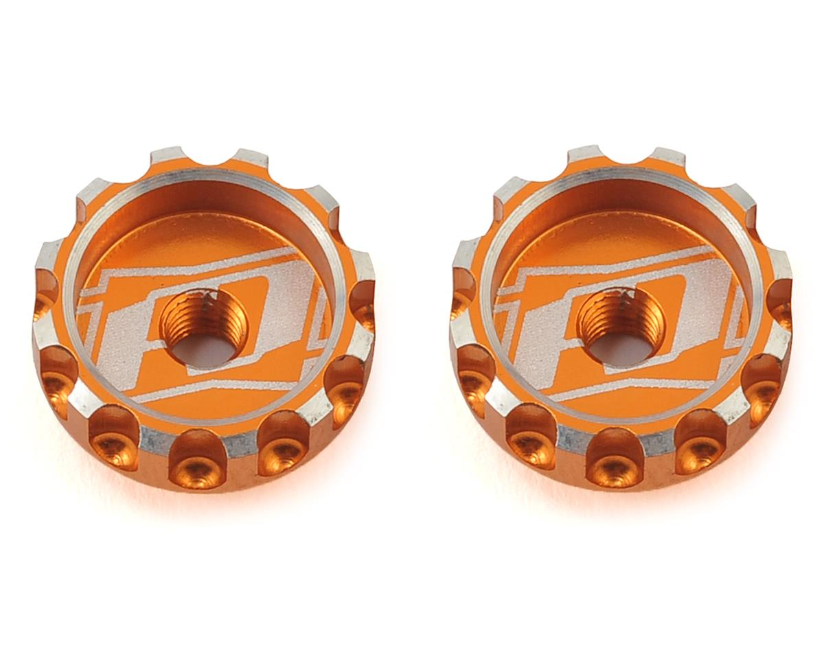 Revolution Design XB2 Battery Thumb Nut (2pcs/orange)