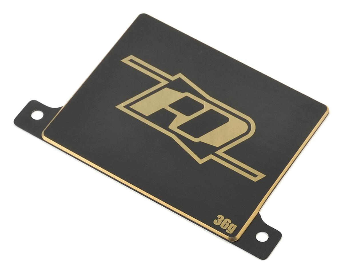 XB2 Brass Chassis Weight by Revolution Design