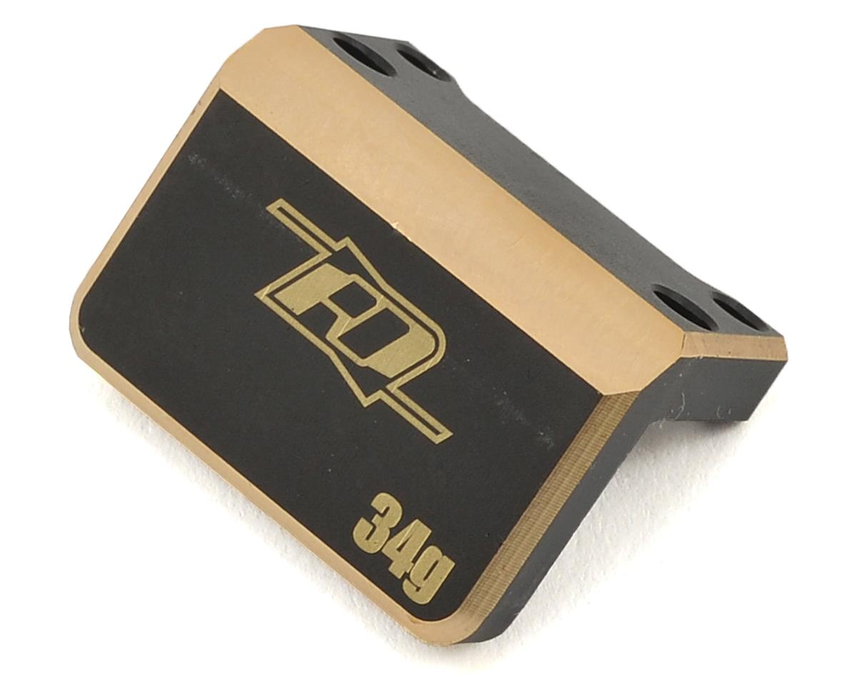 Revolution Design XB2 Brass Rear Gearbox Weight