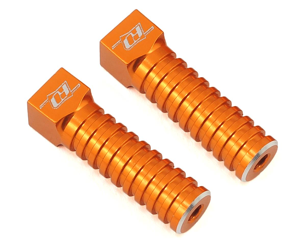 Revolution Design XB2 Aluminum Battery Post Set (Orange)
