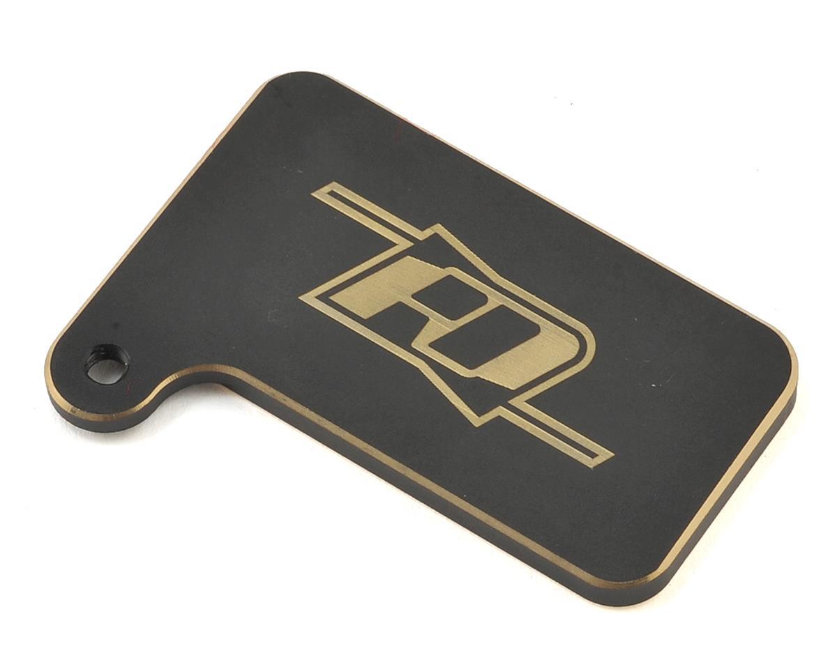 Revolution Design XB4 Brass Rear Motor Weight