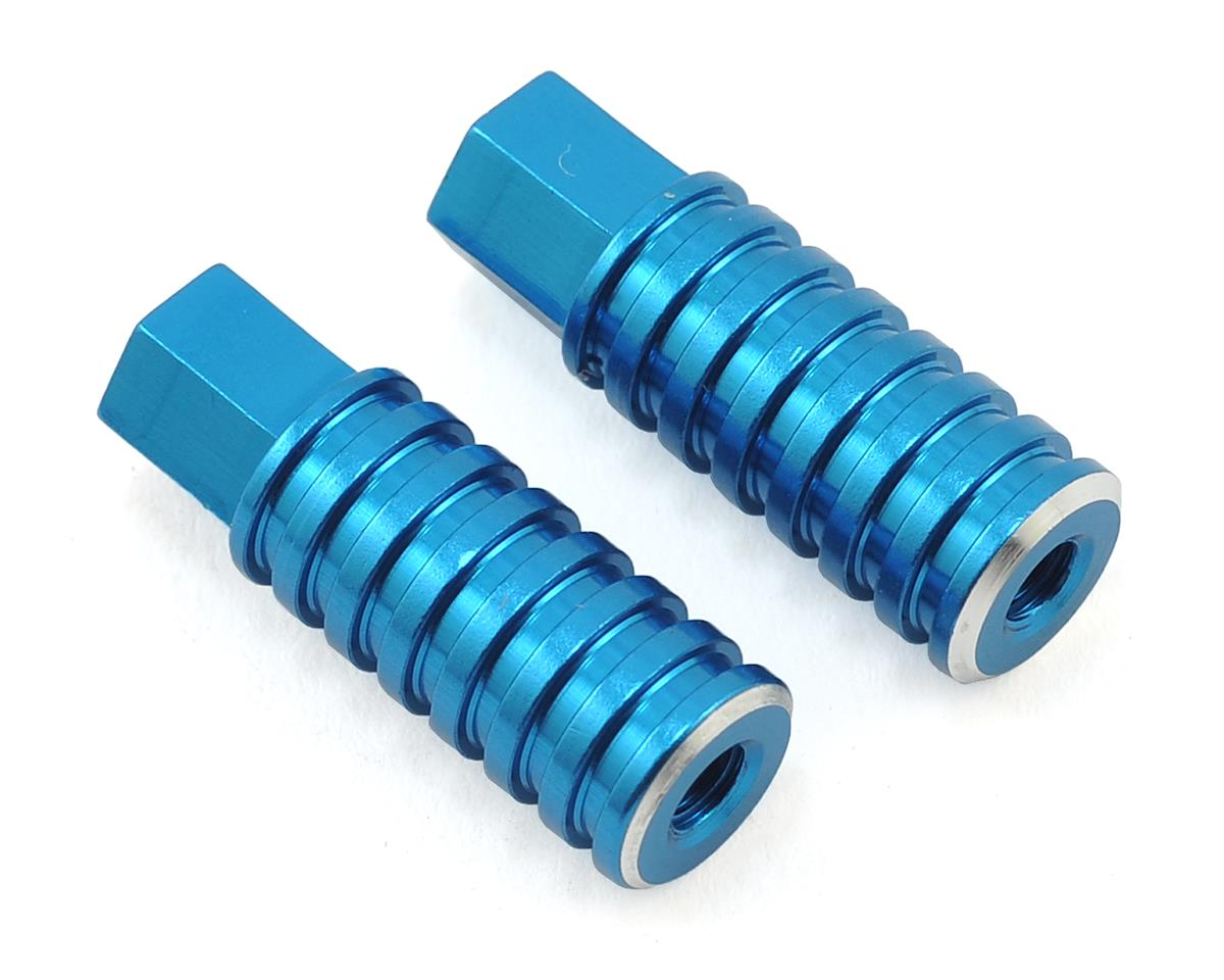 B64 Aluminum Battery Post (Blue) by Revolution Design