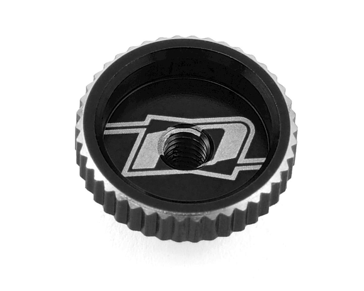 B64 Battery Thumb Nut (Black) by Revolution Design